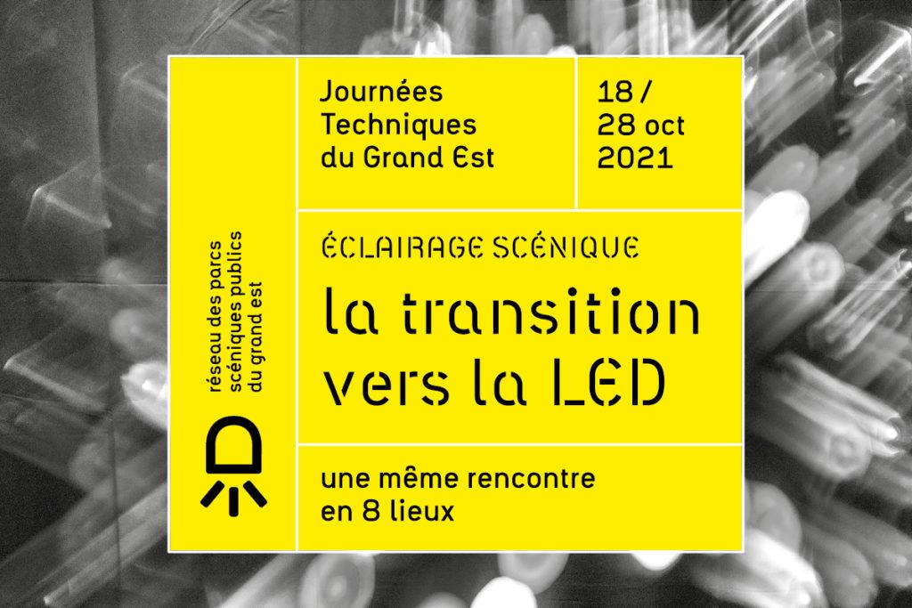 éclairage scénique - la transition vers la LED